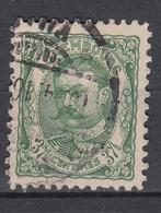 LUXEMBURG - Michel - 1906 - Nr 78A - Gest/Obl/Us - 1906 William IV