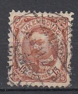 LUXEMBURG - Michel - 1906 - Nr 74 - Gest/Obl/Us - 1906 William IV