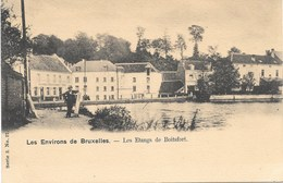 Boitsfort NA88: Les Environs De Bruxelles. Les Etangs De Boitsfort - Watermael-Boitsfort - Watermaal-Bosvoorde