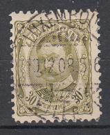 LUXEMBURG - Michel - 1906 - Nr 77 - Gest/Obl/Us - 1906 William IV
