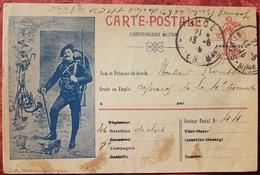 Carte FM - CPFM - FRANCHISE MILITAIRE - CORRESPONDANCE MILITAIRE - CARTE MILITAIRE - Non Classés