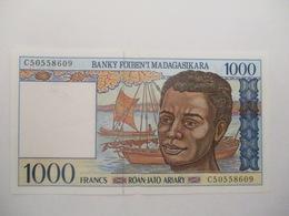 Madagascar: 1000 Francs 1995 - Madagascar