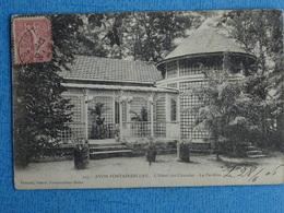 295- AVON-FONTAINEBLEAU - L'Hôtel Des Cascades - Le Pavillon - Avon