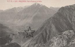 Ansichtskarte Andorre 2271 Andorra Vall D Andorra La Vella Ungelaufen Ca 1910 - Andorra
