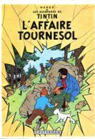 N°5610 T -cpsm Les Aventures De Tintin- L'affaire Tournesol- - Comics