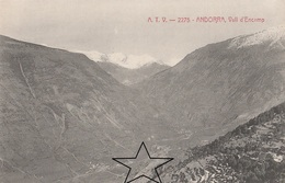 Ansichtskarte Andorre Andorra Vall D Encamp 2275 Ungelaufen Ca 1910 - Andorra