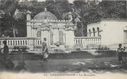 Inde - Chandernagor - La Mosquée - Inde