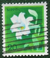 20 Bloemen Flower Fleur Blume 1982 Mi 1518 Y&T 1430 Used Gebruikt Oblitere JAPAN JAPON NIPPON - Used Stamps