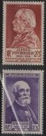 FR 1275 - FRANCE N° 748/49 Neufs** Alfred Fournier Et Henri Becquerel - Neufs
