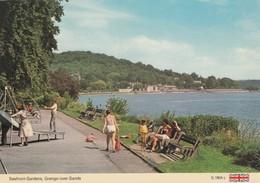 Postcard Seafront Gardens Grange Over Sands My Ref  B24209 - Altri