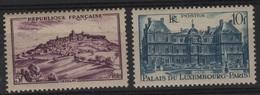 FR 1278 - FRANCE N° 759/60 Neufs** Sites Et Monuments - France