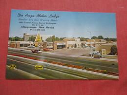 Highway  66      De Anza Motor Lodge  New Mexico > Albuquerque  > Ref 3932 - Albuquerque