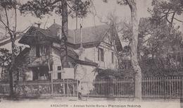 ARCACHON(33)écrite-avenue Sainte Marie-pension NEMO - Arcachon