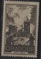 FR 1283 - FRANCE N° 742 Neufs** Oradour Sur Glane - France