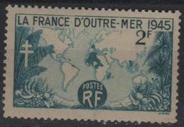 FR 1284 - FRANCE N° 741 Neufs** France D'Outre-Mer - Ungebraucht