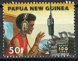 Papua New Guinea 1996. Mi.Nr. 782, Used O - Papua Nuova Guinea