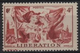 FR 1285 - FRANCE N° 739 Neufs** Libération De L'Alsace Et De La Lorraine - France
