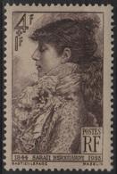 FR 1286 - FRANCE N° 738 Neufs** Sarah Bernhardt - France