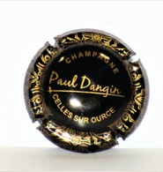 Capsules Ou Plaques De Muselet CHAMPAGNE PAUL DANGIN - Champagne