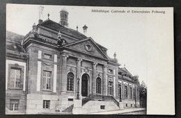 Freiburg Fribourg Bibliothek Et Universitaire - FR Fribourg