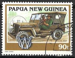 Papua New Guinea 1994. Mi.Nr. 711, Used O - Papua Nuova Guinea