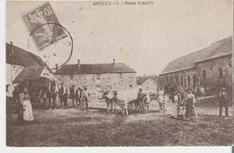 ANTILLY. CP Repro  La Ferme D'Antilly Pour L' Expo Les Pays De L'Oise De 1900 à 1937 à Nanteuil Le Haudouin En 1977 - France