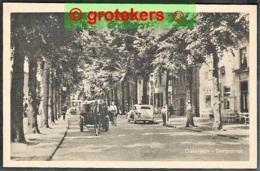 OISTERWIJK Dorpsstraat 1951 Paard En Wagen En Classic Car - Nederland