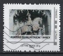 Collector Nancy 2013, L'effet Renaissance : Porterie Du Palais Ducal - Nancy. - Collectors