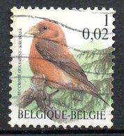 BELGIQUE. N°2917 Oblitéré De 2000. Bec-croisé Des Sapins. - Songbirds & Tree Dwellers
