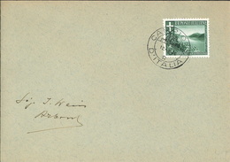 Campione 1946 - Vom Schweizer Kanton Tessin Umgebene Italienische Exklave - Schnecke Helix - 1946-.. République