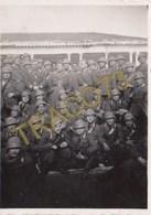 CARABINIERI - MILITARI  /   Carabinieri In Assetto Da Combattimento _ Regno  - Foto Formato   6  X  8,5 Cm. - Guerra, Militari