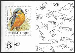 België/Belgique - Postfris - Volledig Jaar 1987xx - Neuf - L'Année Complète 1987xx - New - The Full Year 1987xx. - Neufs