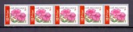 R110 Vlijtig Liesje Strook Van 5 ROLZEGELS POSTFRIS** 2004 - Coil Stamps