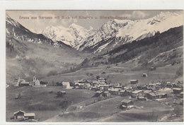 Gruss Aus Serneus - 1913        (P-222-90620) - GR Grisons