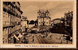 AK 042 Portugal Praca Da Batalha - Porto