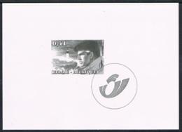 Année 2004 - GCA9** COB 3233**  XIII (William Vance) -  Cote 3,00€ - Zwarte/witte Blaadjes
