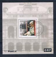 Österreich 2004 Block 19 Gestempelt - Blocchi & Fogli