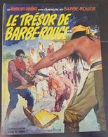 BARBE ROUGE: Le Trésor De Barbe Rouge. Charlier, Hubinon. EO Dargaud 1971. (voir Les 12 Scans) - Barbe-Rouge