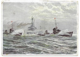 Kriegsmarine   - Torpilleurs   - WWII - Warships