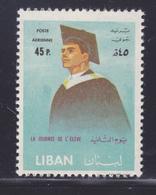 LIBAN AERIENS N°  263 ** MNH Neuf Sans Charnière, TB (D9265) Journée De L'étudiant - 1962 - Líbano