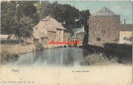 Nimy - Le Vieux Moulin - 1947 - Mons