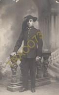 BERSAGLIERE _ MILITARI _ 1.11.1914 /  Regio Esercito - Bersagliere In Posa _  Foto Formato 8,5 X 13,5 Cm. - Guerra, Militari
