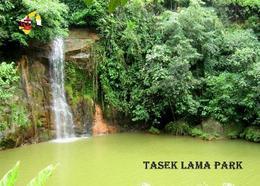 Brunei Tasek Lama Park Waterfall New Postcard - Brunei