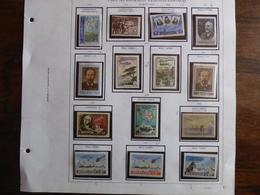 RUSSIE URSS Poste Années 50  MNH  Neufs Sans Charnière - 1923-1991 URSS