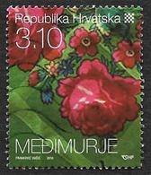 CROATIE  2010  - YT  875 - Medimurje - Oblitéré - Croatie