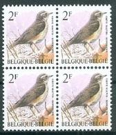 BELGIE * Buzin * Nr 2653 * Postfris Xx * FLUOR  PAPIER - GELE GOM - 1985-.. Oiseaux (Buzin)
