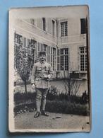 Carte-Photo Militaria -- CHAUMONT -- Photo D'un Soldat Du 109ème Régiment D'Infanterie - Characters