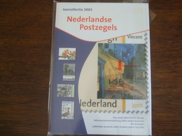 Nice Collection Yearset Netherlands MNH 2003 - Niederlande