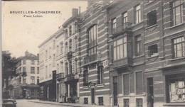 BRUXELLES / BRUSSEL / SCHAERBEEK /  PLACE LEHON  1910 - Schaerbeek - Schaarbeek