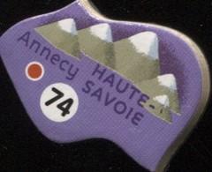 MAGNET HAUTE-SAVOIE ANNECY N° 74 - Magnets